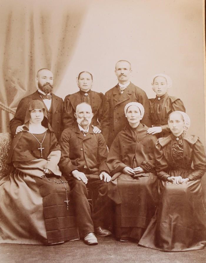 Famille FABRE-GODAIL, Perpignan.