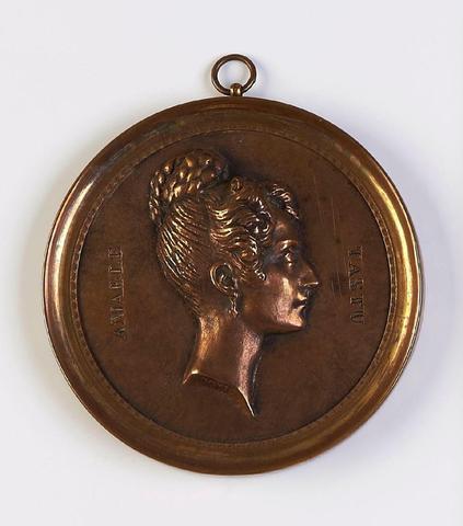 Amable Tastu par David d'Anger 1818