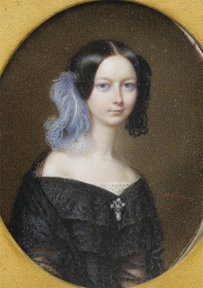 Francois Meuret 1800 - 1887
