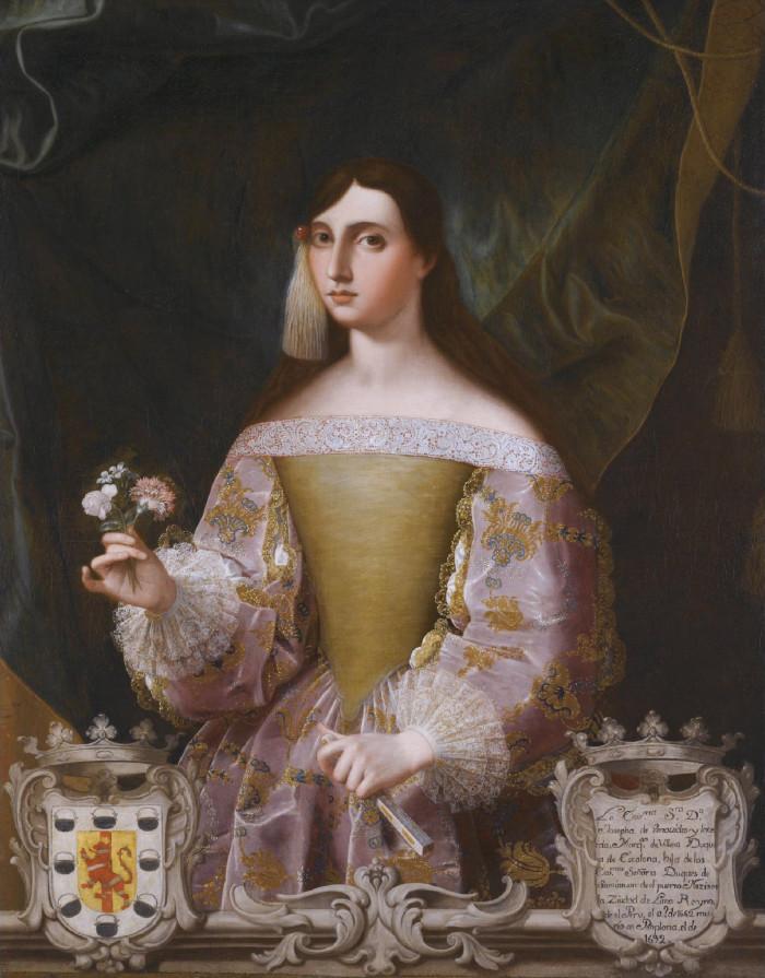 Josefa de Benavides, Marquesa de Villena y Duquesa de Escalona (1662-1725)