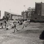 procession à Caladroy en 1932.
