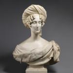 Marie-Amélie, reine des Français par le Baron François Joseph Bosio (1768 à 1845) 1841
