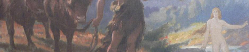 Pere Pigne guidé par la fée de la Têt, Henry PERRAULT.