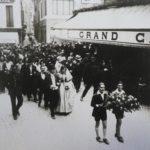 cortège des Jeux floraux de Perpignan en 1930.