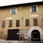 maison du Comte d'Ardena à Ille sur Tet.