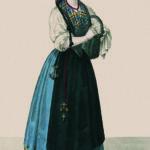 Femme de Barcelone 1827