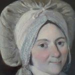 Femme du Languedoc, collection privée, fin du XVIIIe s