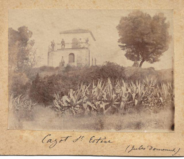 Le Casot de Saint-Estève.