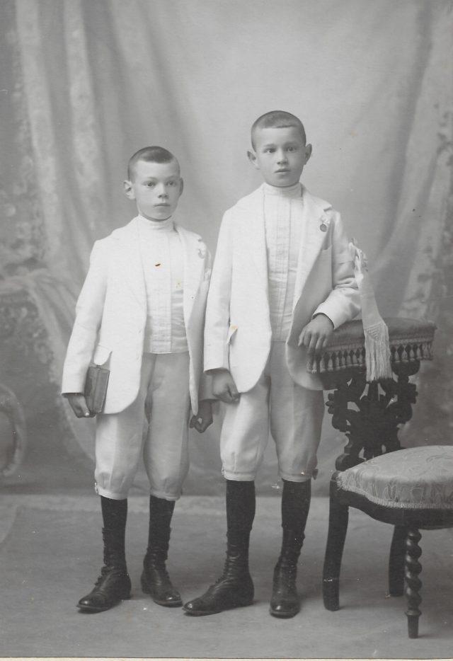 Fils Balzan Coronat, Villelongue de la Salanque, 1914.