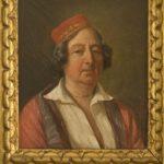 Portrait d'Hippolyte Marie Guillaume de Rosnyvinen (1778-1850) général et comte d'Empire Lauret Emmanuel