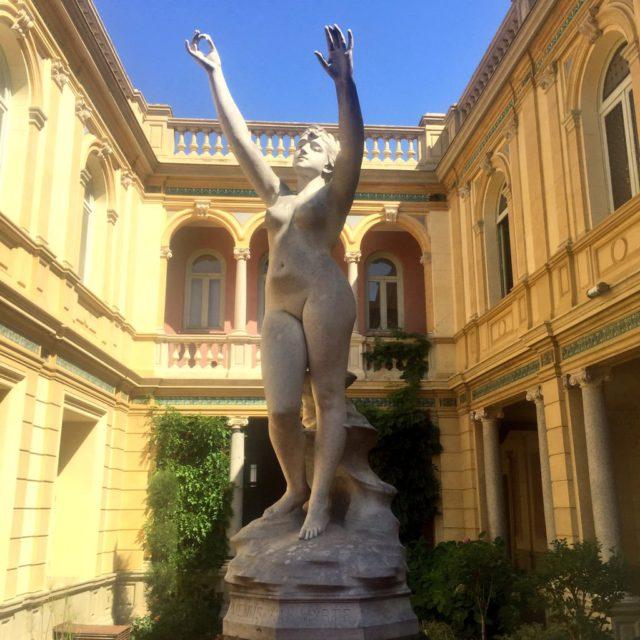 la Venus de l'Hôtel PAMS