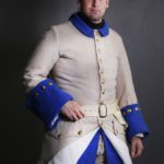 Uniforme du Royal Roussillon; photo Saint.e