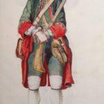 Fusillier de montagne Roussillon) uniforme du brigadier