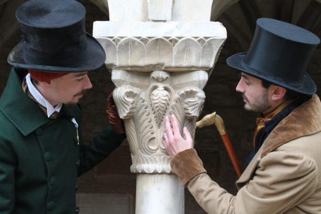 Mérimée exprime son sentiment sur l'artiste médiéval