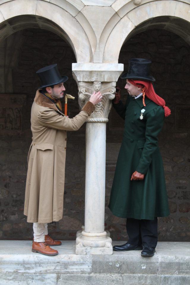Mérimée et Jaubert de Passa son hôte
