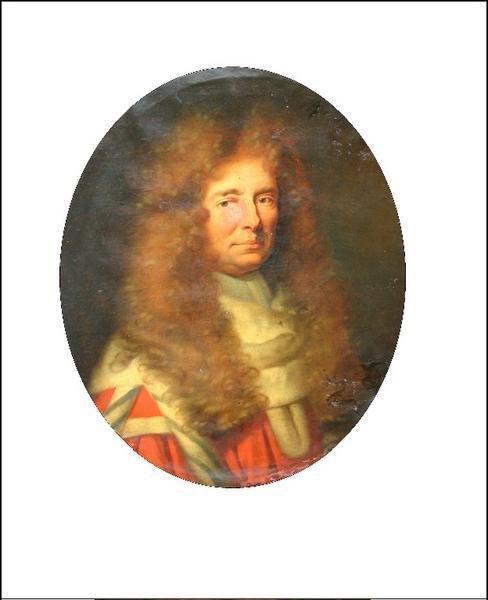 portrait présumé de Francesc SAGARRE, Musée Rigaud, Perpignan.