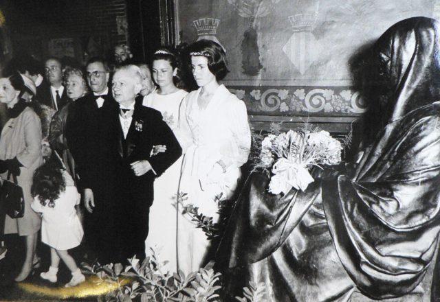 Hommage à l'Avia, Jeux floraux du Genet d'Or, années 1950, fonds C.Grando, BU Perpignan.