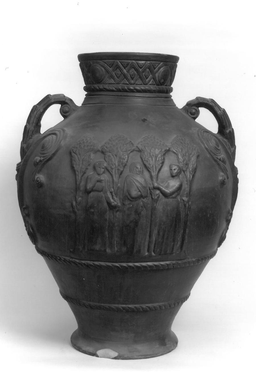 Vase de G. VIOLET des collections du musée Galiera - OGAL228