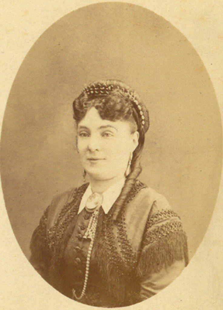 Léonie De Lamer née Massot