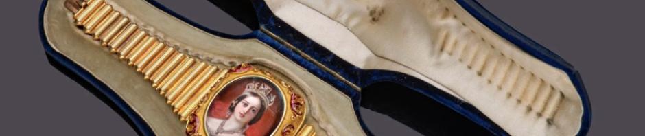 Bracelet Queen Victoria