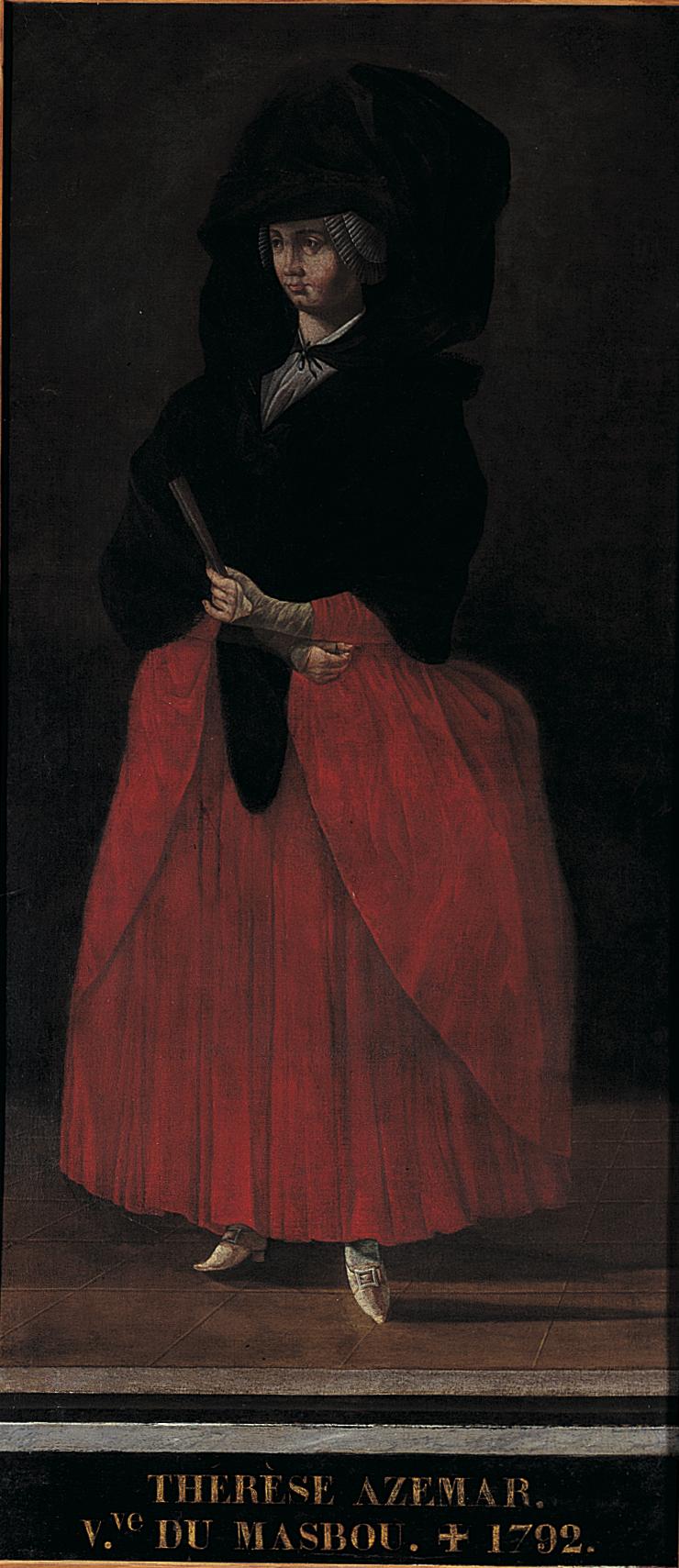 Portrait de Thérèse Azémar